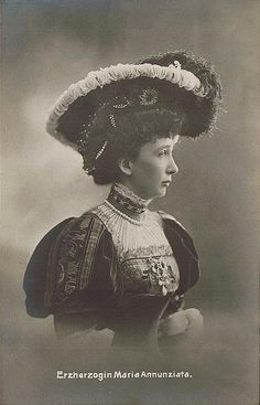 Archduchess Maria Annunziata of Austria