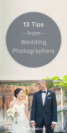 13 Tips from Wedding Photographers - wedding photographers share what you need to know before you book! Read more on @weddingwire! {Sun & Sparrow Photo & Films}