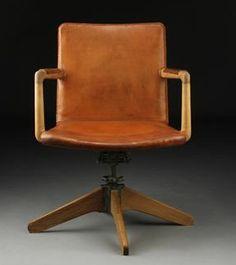 hans wegner - desk chair