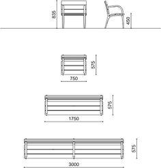 Dimensoes banco madeira pesquisa google casa minima for Google banco exterior