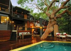 I think I have a thing for adult tree houses