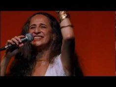 Brazilian music - Maria Bethânia - Reconvexo (DVD Tempo Tempo Tempo Tempo)