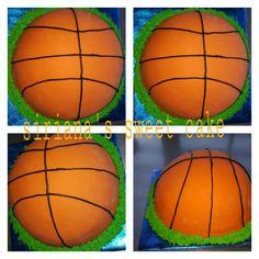 Cake baloncesto