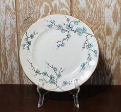 Vintage Dinner Plates  Adderley Fine Bone by RusticVintageCowgirl, $12.00
