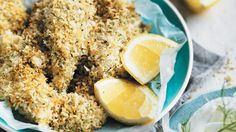 Grilled whiting with fennel is a great mix of flavour and texture.