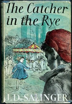 July 16, 1951: The Catcher in the Rye is Published via PBS