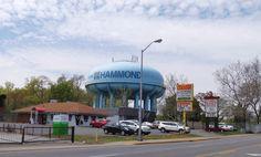 Hammond Water tower, Hammond, Indiana