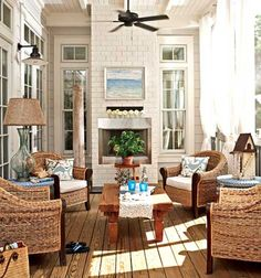 or go light? Images of :: Outdoor Rooms - Fieldstone Hill Design