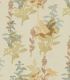 Upholstery Fabric-Richloom Studio Honesty Spa & Print Fabric at Joann.com