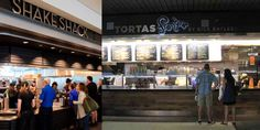 The 6 Best New Airport Food Courts in America