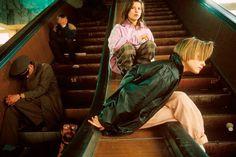 Juxtapoz Magazine - 1990s Russian Youth by Lisa Sarfati