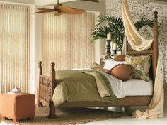 Beautiful matching bedding and window coverings! Design your own sanctuary!