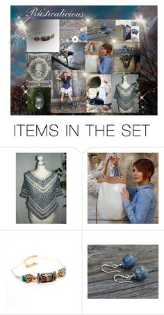 """""""Rusticalicious!"""" by craftygeminicreation ❤ liked on Polyvore featuring art, rustic, vintage, etsy, integrityTT and SpecialT"""