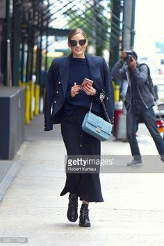 Olivia Palermo seen out in Manhattan on May 26 2017 in New York City