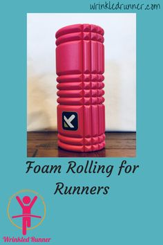 Foam rolling can be used for run recovery and injury prevention, a very important aspect of training. Running Injuries, Running Gear, Foam Rolling For Runners, Running Motivation, Sore Muscles, Injury Prevention, How To Run Longer, Recovery, Rolls