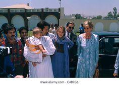 Lady diana with jemima and imran khan