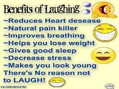 Laughter is often an underestimated part of mental health hygiene