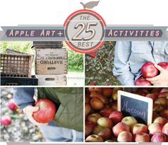 Apple Activities, Toddler Activities, Kids Fun, Cool Kids, Apple Recipes For Kids, Apple Art Projects, Johnny Appleseed, Making Connections, Au Pair