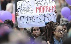8 dados chocantes sobre o aborto no Brasil que você precisa saber