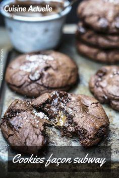 Découvrez vite cette recette. Nutella Recipes, Cookie Recipes, Dessert Recipes, Chocolate Recipes, Baking Recipes, Dessert Food, Cheesecake Recipes, Just Desserts, Delicious Desserts