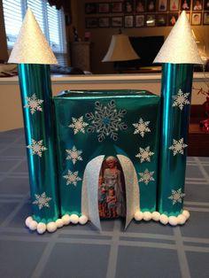 Disney Frozen Valentine's Box