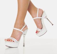 Naughty Gal Rocking Heels: The Best of High Heels 2013