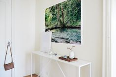 entryway - Alice Gao's Gramercy Apartment | A Cup of Jo