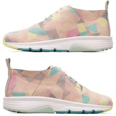 Camper Twins Multicolor Sneakers Women K400243-001
