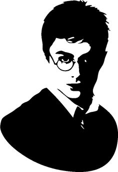 Discover recipes, home ideas, style inspiration and other ideas to try. Harry Potter Stencils, Harry Potter Clip Art, Harry Potter Sketch, Harry Potter Canvas, Harry Potter Painting, Harry Potter Artwork, Harry Potter Drawings, Black And White Art Drawing, Black Art Painting