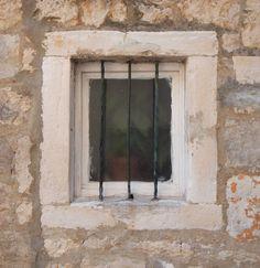 Old Bar, Windows, Mirror, Stone, Prison, Frame, Beautiful, Home Decor, Homemade Home Decor