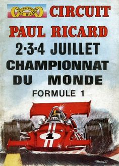 1971 GP de Francia en Paul Ricard