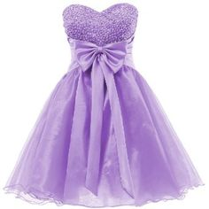 Dresstells® Sweetheart Organza Short Prom Cocktail Patry Dress Homecoming Dress