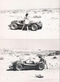Dune buggie