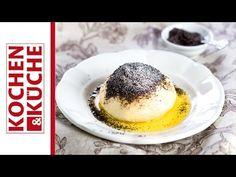Germknödel selber machen » Kochrezepte von Kochen & Küche Superfood, Pudding, Desserts, Choux Pastry, Tailgate Desserts, Deserts, Custard Pudding, Puddings, Postres
