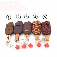 Chocolate Ice Cream USB Flash Drive 8gb