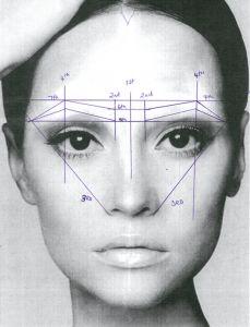 Makeup Tips Eyeshadow, Eyebrow Makeup Tips, Permanent Makeup Eyebrows, Beauty Makeup, Eye Makeup, Eyebrows Sketch, How To Draw Eyebrows, Phi Brows, Bold Brows