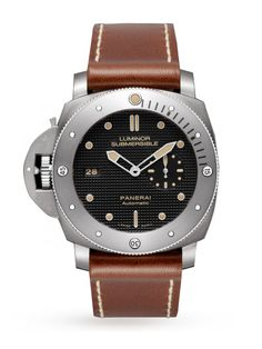 Officine Panerai Luminor Submersible 1950 Left Handed 3 Days Automatic