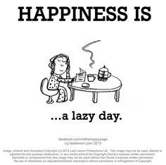 Lazy workless day