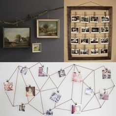 Hogyan tegyük ki a családi fotókat a falra?  http://www.nlcafe.hu/otthon/20150309/fotok-falra-otlet-inspiracio-kepek/
