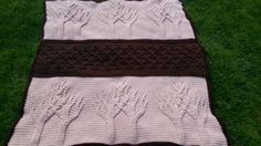 Tree of Life Afghan by LittleLuvCrochet on Etsy