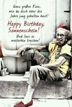 Happy Birthday Sprüche Lustig