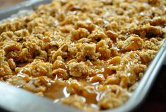 Butter Brickle - The Best Dessert Ever in the History of the World Mini Desserts, Frozen Desserts, Just Desserts, Dessert Recipes, Frozen Treats, Dinner Recipes, Butter Brickle, Brickle Recipe, Dessert Halloween