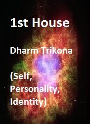 First house: 12 Houses of a horoscope Vedic Astrology Astrology Answers Vedic Astrology, Horoscope, Physics, Personality, Self, Stress, Feelings, Reading, Health