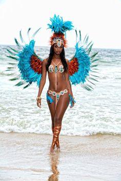 Trinidad Carnival 2012