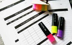 {Download} Planner para Estudantes - Na Estante Download Planner, Printable Planner, Planner Stickers, Printables, Bullet Journal Font, Journal Fonts, Journaling, 2017 Planner, Agenda Planner