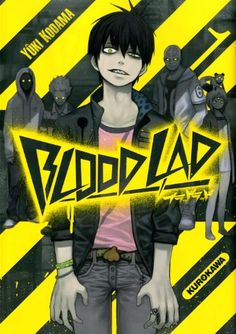 Blood lad, Vol. 1.  Manga