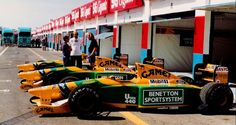 F1 1992 - Benetton Ford 1