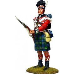 NP 572 BLACK WATCH PRIVATE STANDING