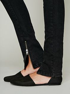 Free People Solid Rajah Flat