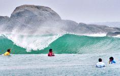 Hainan Island is the surf capital of China